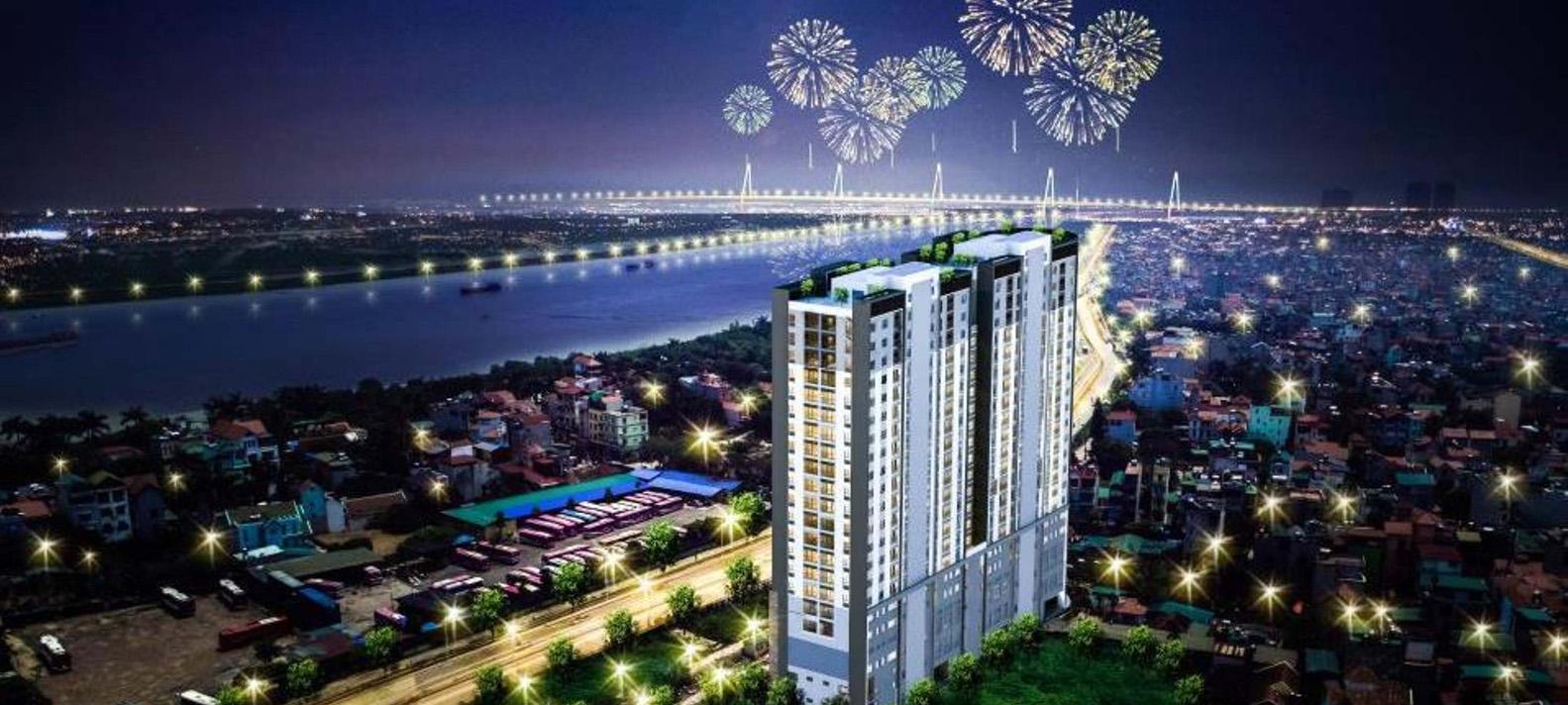 Chung cư Tây Hồ Riverview