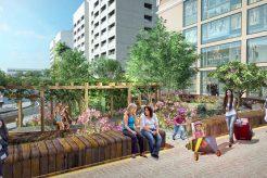 Những yếu tố hút khách từ nội thất chung cư Mỹ đình Plaza 2
