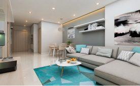 Ngất ngây căn hộ mẫu Mỹ Đình Plaza 2 với thiết kế độc đáo ấn tượng